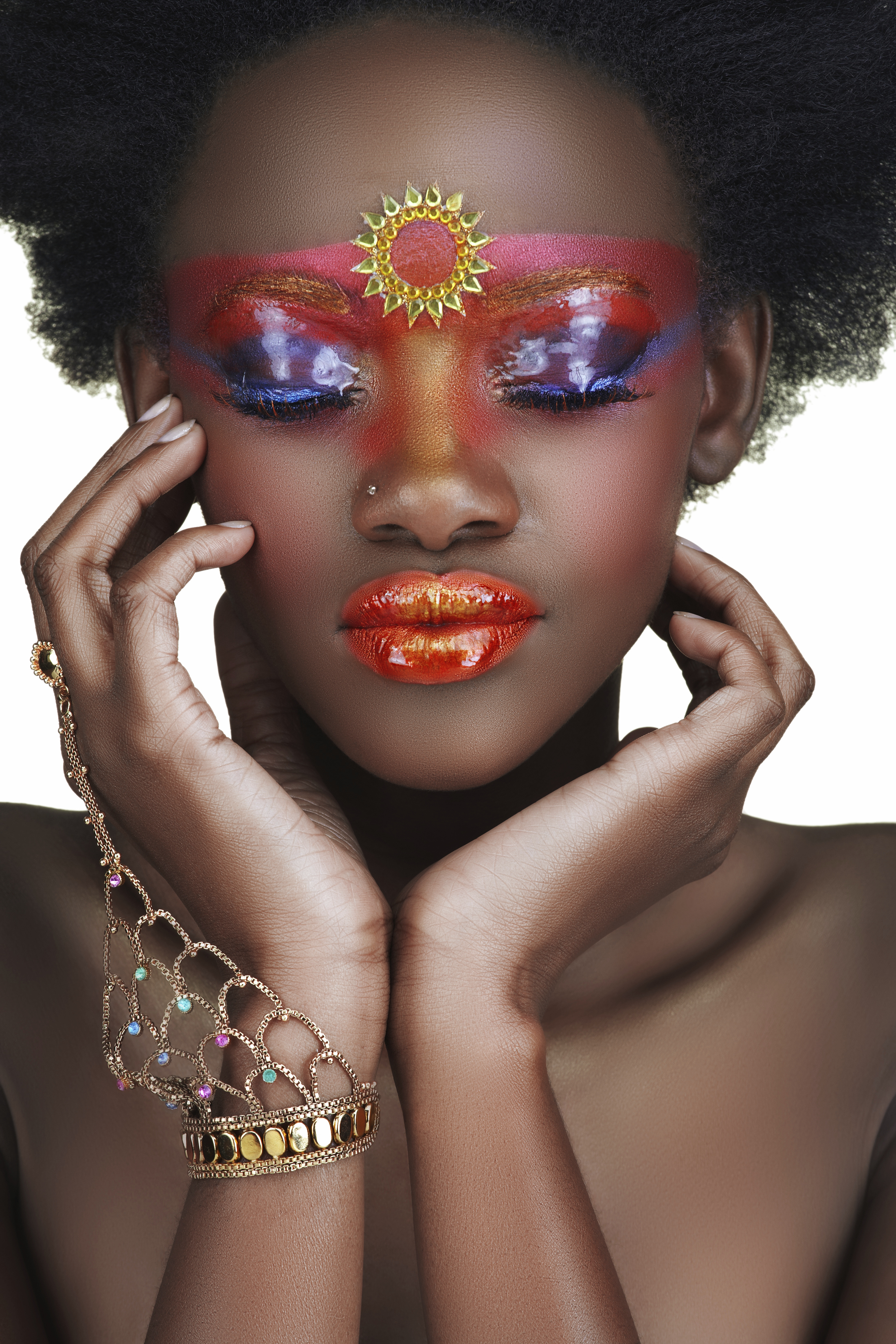 Makeup Ideas nigerian makeup : 30 South African designers feature at Durban Fashion Fair : FASHION ...