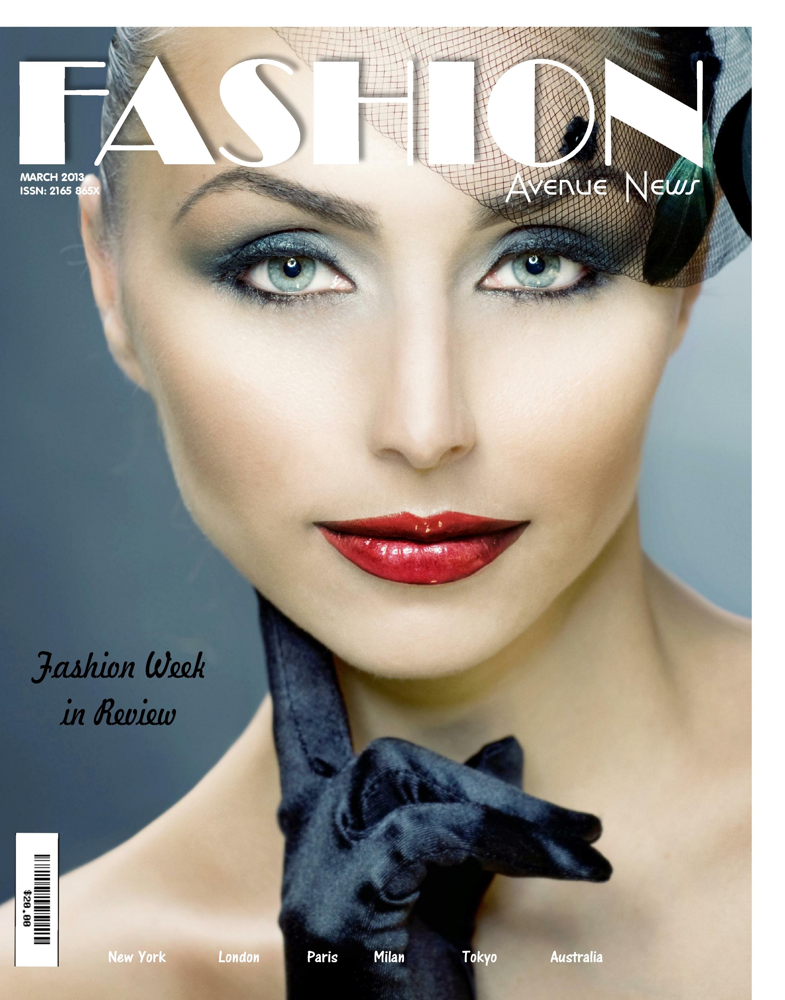 Fashion Avenue News Magazine Fashion Avenue News Magazine