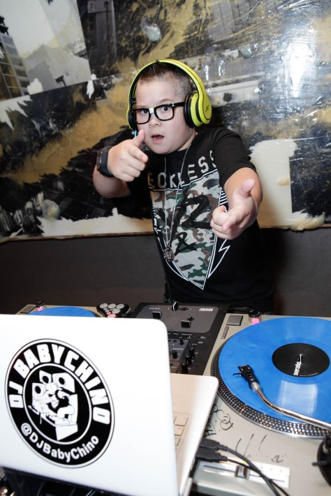 DJ BABYCHINO