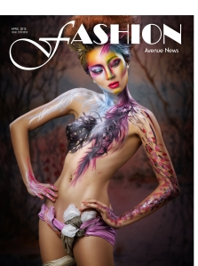FAN APRIL 2015 COVER BODY PAINT TO FBK