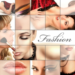STOCK PHOTO fashion-collage-16940267