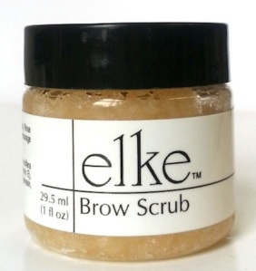 BROW SHAPING SCRUB