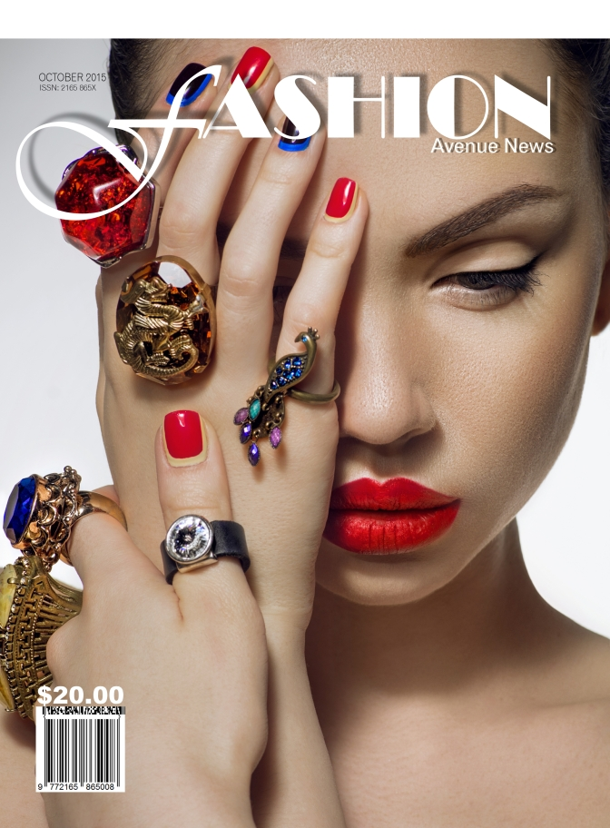Fashion Avenue News Magazine October Accessory Issue