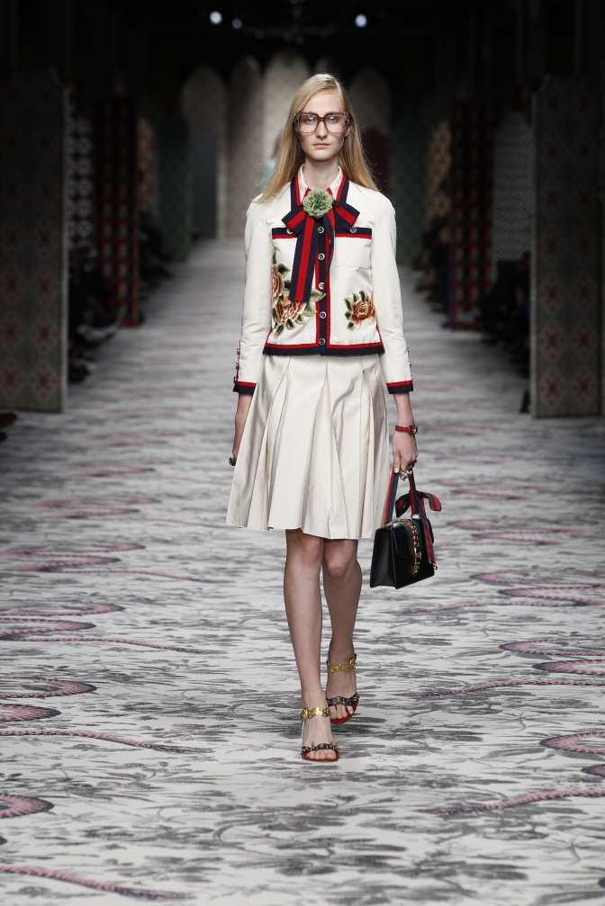 Milan Fashion Week Spring-Summer 2016 Gucci