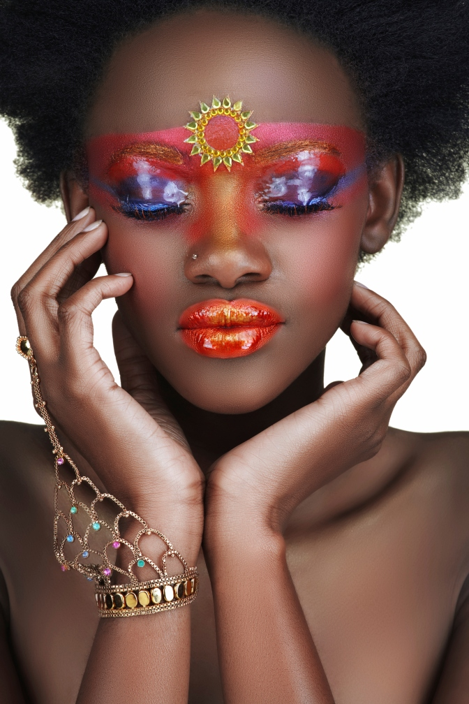 Make-up artist design show Düsseldorf 2016: International Hotspot for Theatrical and Beauty Make-Up Artists