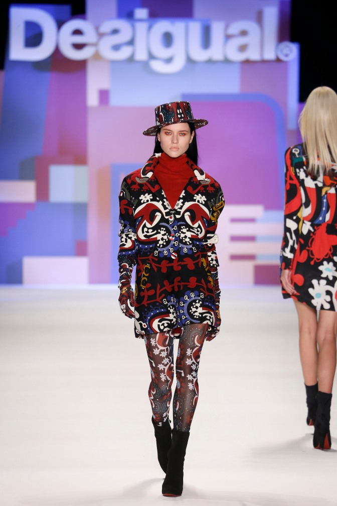DESIGUAL TAKES ON THE CITY – FABULOUS
