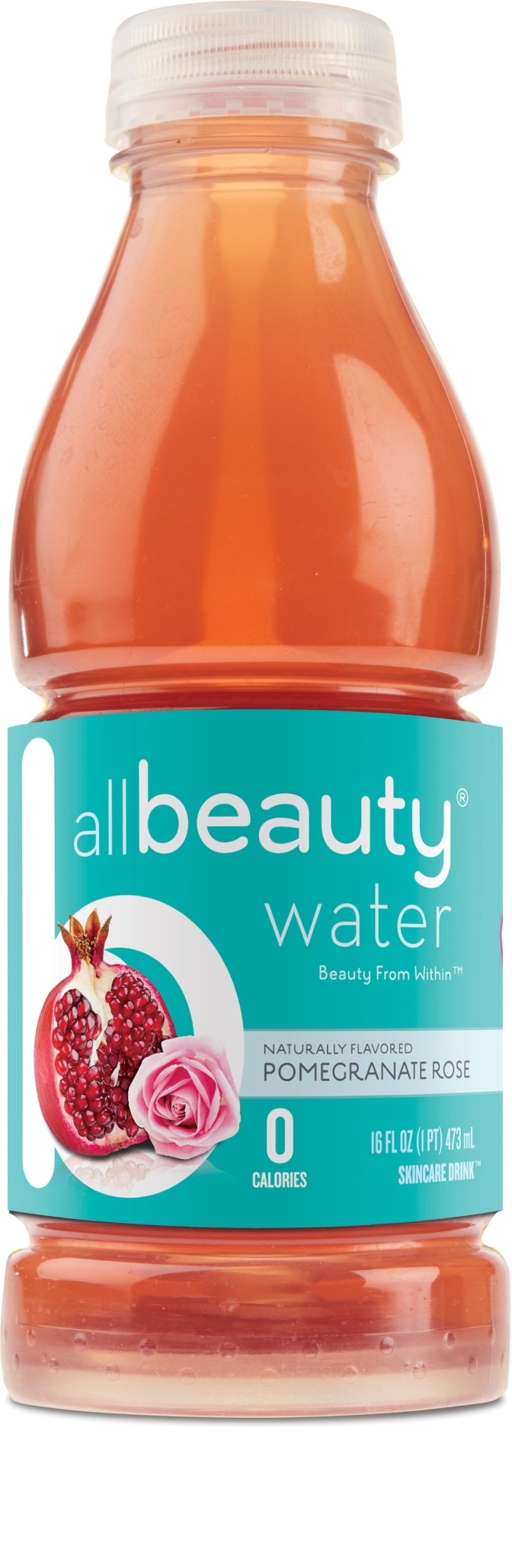 All Beauty® Water- a skincare drink® formulated to help nourish & hydrate your skin