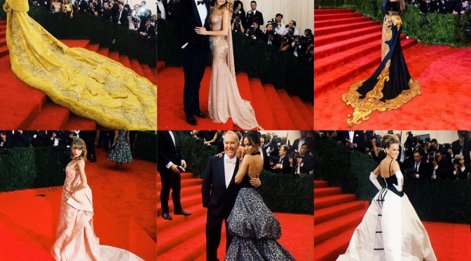 THE FABULOUS MET GALA