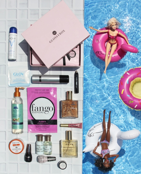 BEAUTY PRESS gb001com-glossybox