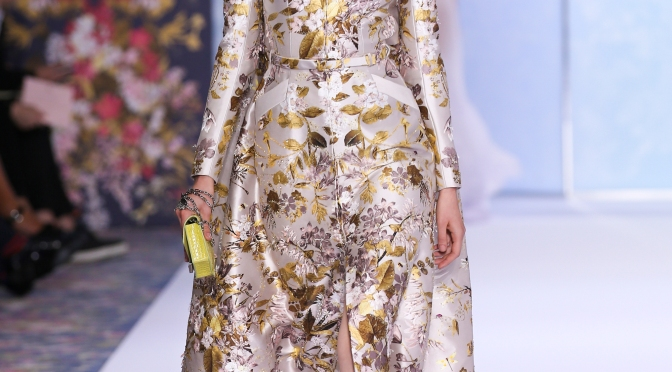 Fashion Week Paris Couture Fall-Winter 2016-2017 Ralph & Russo