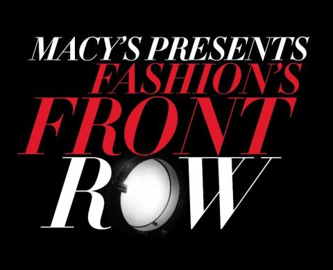 Macy's Presents Fashion's Front Row is Ready to Kick Off New York Fashion Week™