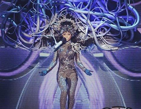 NY FW ROCKY GATHERCOLE SHOW IS AT FULL CAPACITY – STANDING ROOM ONLY